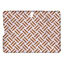 WOVEN2 WHITE MARBLE & RUSTED METAL (R) Samsung Galaxy Tab S (10.5 ) Hardshell Case  View1