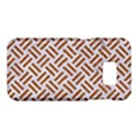 WOVEN2 WHITE MARBLE & RUSTED METAL (R) Samsung Galaxy S7 Hardshell Case  View1