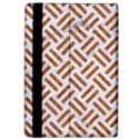 WOVEN2 WHITE MARBLE & RUSTED METAL (R) Apple iPad Pro 12.9   Flip Case View4
