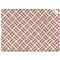 WOVEN2 WHITE MARBLE & RUSTED METAL (R) Apple iPad Pro 12.9   Hardshell Case View1