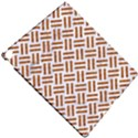 WOVEN2 WHITE MARBLE & RUSTED METAL (R) Apple iPad Pro 12.9   Hardshell Case View4
