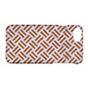 WOVEN2 WHITE MARBLE & RUSTED METAL (R) Apple iPhone 7 Hardshell Case View1