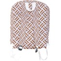WOVEN2 WHITE MARBLE & RUSTED METAL (R) Full Print Backpack View2