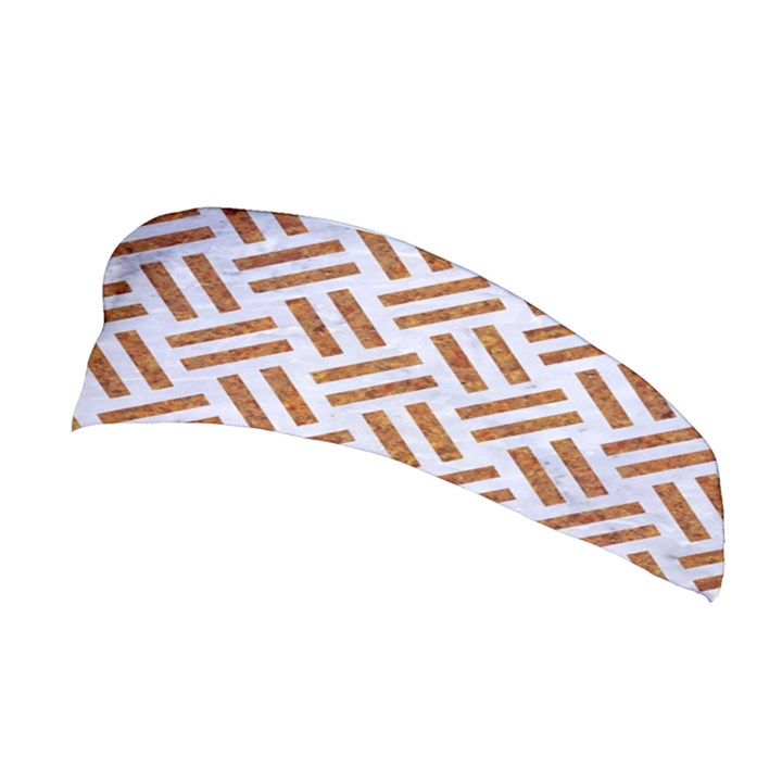 WOVEN2 WHITE MARBLE & RUSTED METAL (R) Stretchable Headband