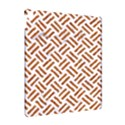 WOVEN2 WHITE MARBLE & RUSTED METAL (R) Apple iPad Pro 10.5   Hardshell Case View2