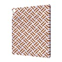 WOVEN2 WHITE MARBLE & RUSTED METAL (R) Apple iPad Pro 10.5   Hardshell Case View3