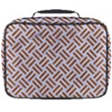 WOVEN2 WHITE MARBLE & RUSTED METAL (R) Full Print Lunch Bag View2