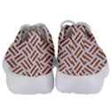 WOVEN2 WHITE MARBLE & RUSTED METAL (R) Kids  Lightweight Sports Shoes View4