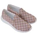 WOVEN2 WHITE MARBLE & RUSTED METAL (R) Men s Lightweight Slip Ons View3
