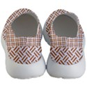 WOVEN2 WHITE MARBLE & RUSTED METAL (R) Men s Lightweight Slip Ons View4