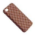 WOVEN2 WHITE MARBLE & RUSTED METAL Apple iPhone 4/4S Hardshell Case View5
