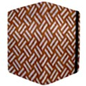 WOVEN2 WHITE MARBLE & RUSTED METAL Apple iPad 3/4 Flip Case View4
