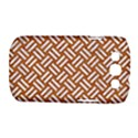 WOVEN2 WHITE MARBLE & RUSTED METAL Samsung Galaxy S III Classic Hardshell Case (PC+Silicone) View1