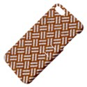 WOVEN2 WHITE MARBLE & RUSTED METAL Apple iPhone 5 Hardshell Case with Stand View4