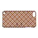 WOVEN2 WHITE MARBLE & RUSTED METAL Apple iPod Touch 5 Hardshell Case with Stand View1