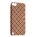 WOVEN2 WHITE MARBLE & RUSTED METAL Apple iPod Touch 5 Hardshell Case with Stand View2