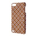 WOVEN2 WHITE MARBLE & RUSTED METAL Apple iPod Touch 5 Hardshell Case with Stand View3