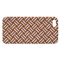 WOVEN2 WHITE MARBLE & RUSTED METAL Apple iPhone 5 Premium Hardshell Case View1