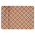 WOVEN2 WHITE MARBLE & RUSTED METAL Samsung Galaxy Tab 10.1  P7500 Flip Case View1