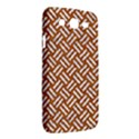 WOVEN2 WHITE MARBLE & RUSTED METAL Samsung Galaxy Mega 5.8 I9152 Hardshell Case  View2