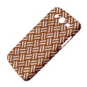 WOVEN2 WHITE MARBLE & RUSTED METAL Samsung Galaxy Mega 5.8 I9152 Hardshell Case  View4