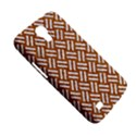 WOVEN2 WHITE MARBLE & RUSTED METAL Samsung Galaxy Mega 6.3  I9200 Hardshell Case View5