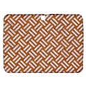 WOVEN2 WHITE MARBLE & RUSTED METAL Samsung Galaxy Tab 3 (10.1 ) P5200 Hardshell Case  View1