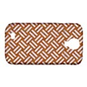 WOVEN2 WHITE MARBLE & RUSTED METAL Samsung Galaxy S4 Classic Hardshell Case (PC+Silicone) View1