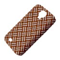 WOVEN2 WHITE MARBLE & RUSTED METAL Samsung Galaxy S4 Classic Hardshell Case (PC+Silicone) View4