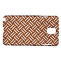 WOVEN2 WHITE MARBLE & RUSTED METAL Samsung Galaxy Note 3 N9005 Hardshell Case View1