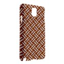 WOVEN2 WHITE MARBLE & RUSTED METAL Samsung Galaxy Note 3 N9005 Hardshell Case View2