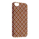 WOVEN2 WHITE MARBLE & RUSTED METAL Apple iPhone 5C Hardshell Case View2
