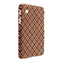 WOVEN2 WHITE MARBLE & RUSTED METAL Samsung Galaxy Tab 2 (7 ) P3100 Hardshell Case  View2
