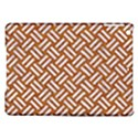 WOVEN2 WHITE MARBLE & RUSTED METAL iPad Air Hardshell Cases View1