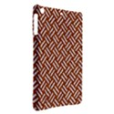WOVEN2 WHITE MARBLE & RUSTED METAL iPad Air Hardshell Cases View2