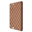 WOVEN2 WHITE MARBLE & RUSTED METAL Kindle Fire HDX 8.9  Hardshell Case View3