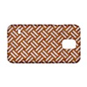 WOVEN2 WHITE MARBLE & RUSTED METAL Samsung Galaxy S5 Hardshell Case  View1