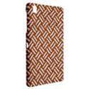 WOVEN2 WHITE MARBLE & RUSTED METAL Samsung Galaxy Tab Pro 8.4 Hardshell Case View2