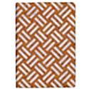 WOVEN2 WHITE MARBLE & RUSTED METAL iPad Mini 2 Flip Cases View1
