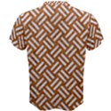 WOVEN2 WHITE MARBLE & RUSTED METAL Men s Cotton Tee View2