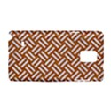 WOVEN2 WHITE MARBLE & RUSTED METAL Samsung Galaxy Note 4 Hardshell Case View1