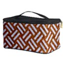 WOVEN2 WHITE MARBLE & RUSTED METAL Cosmetic Storage Case View3