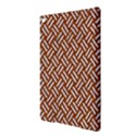 WOVEN2 WHITE MARBLE & RUSTED METAL iPad Air 2 Hardshell Cases View3