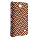 WOVEN2 WHITE MARBLE & RUSTED METAL Samsung Galaxy Tab 4 (8 ) Hardshell Case  View3