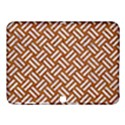 WOVEN2 WHITE MARBLE & RUSTED METAL Samsung Galaxy Tab 4 (10.1 ) Hardshell Case  View1