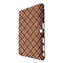 WOVEN2 WHITE MARBLE & RUSTED METAL Samsung Galaxy Tab 4 (10.1 ) Hardshell Case  View2