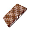 WOVEN2 WHITE MARBLE & RUSTED METAL Samsung Galaxy Tab 4 (10.1 ) Hardshell Case  View4