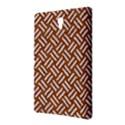 WOVEN2 WHITE MARBLE & RUSTED METAL Samsung Galaxy Tab S (8.4 ) Hardshell Case  View2