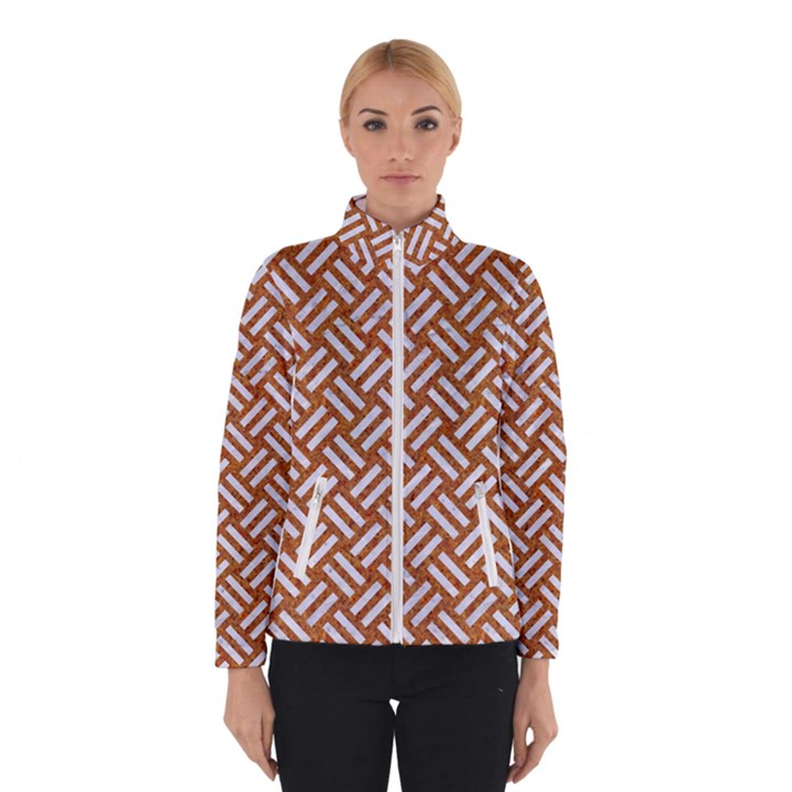 WOVEN2 WHITE MARBLE & RUSTED METAL Winterwear