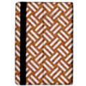 WOVEN2 WHITE MARBLE & RUSTED METAL Apple iPad Pro 9.7   Flip Case View4